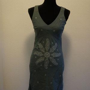 J. Crew Mandala dress M